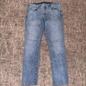 Men's GAP Skinny Jeans 34x30
